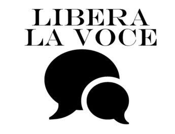 3 Ottobre: Libera la voce